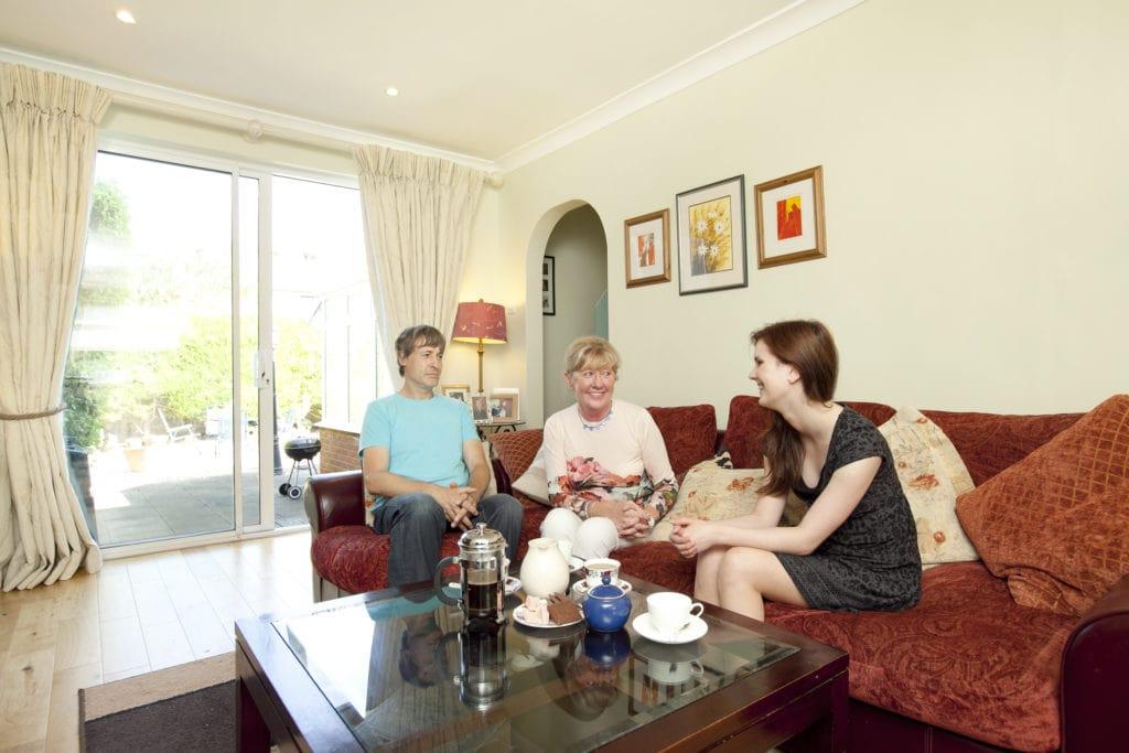 Atlas students half board homestay accommodation in Malta